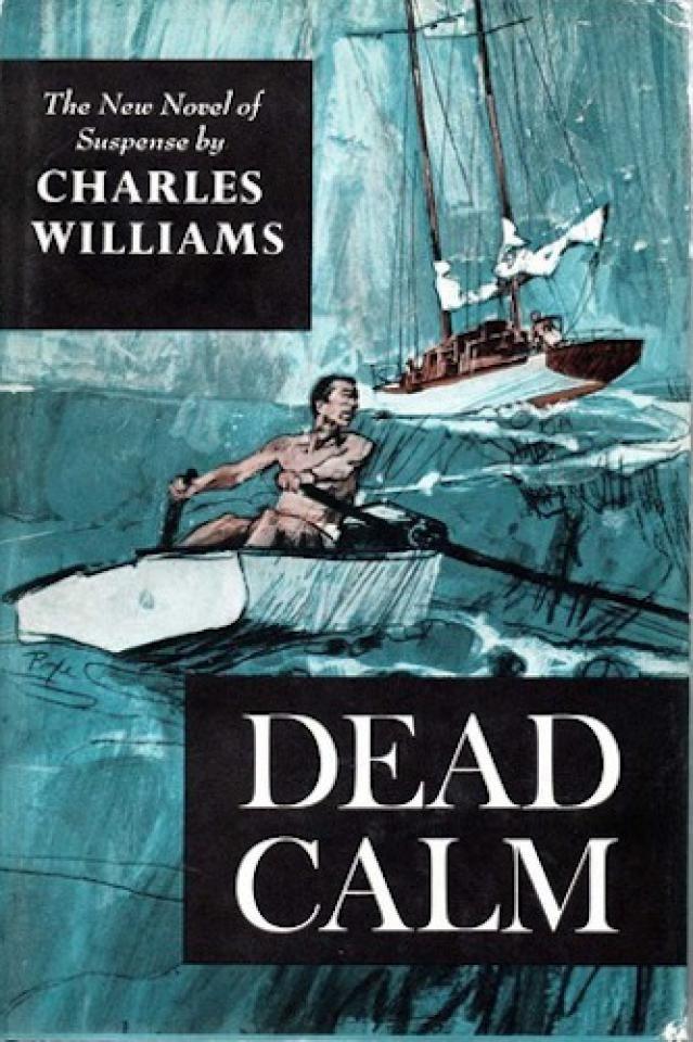 Dead Calm by Charles Williams - © Viking Press