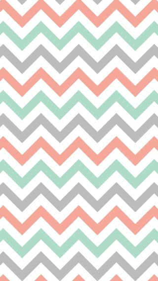 candy chevron wallpaper