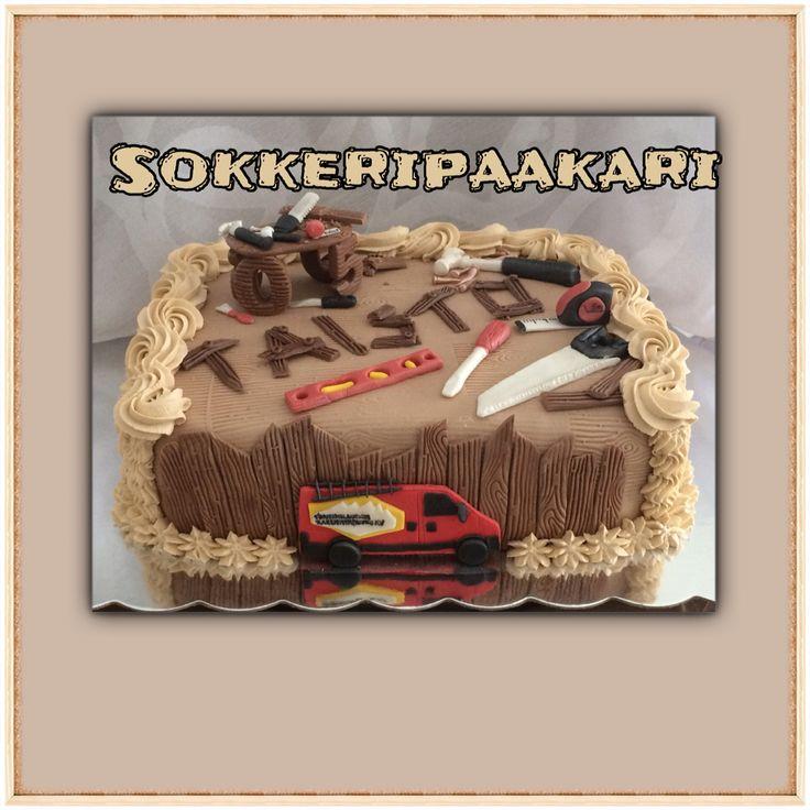 Rakentajan kakku