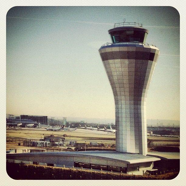 Birmingham Airport Tower