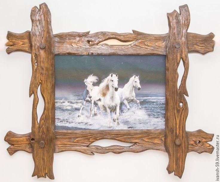 Купить Рамка № 2 для картины, фото - рамка под старину, рамка под фото