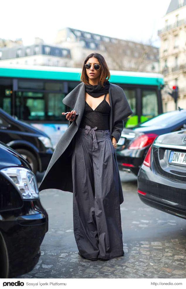 Kutsal Moda Ayı'nın Son Durağı Paris Moda Haftası'ndan Göz Dolduran En İyi 27 Sokak Stili