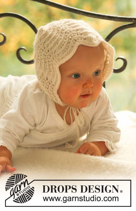 Katalog DROPS Baby 18 - Gratis stickmönster och virkmönster