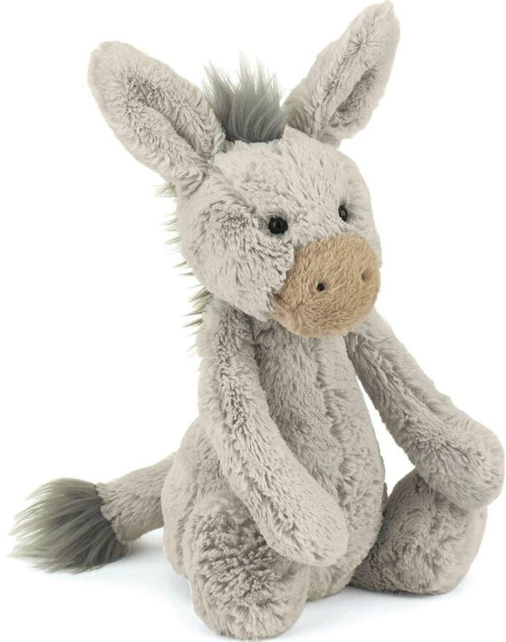 Jellycat - Bashful Donkey Medium