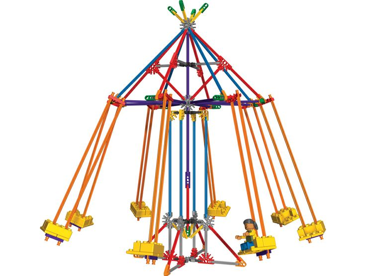 K'NEX Swing Ride Building Set