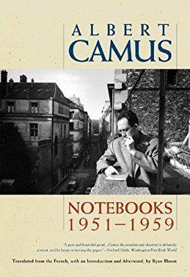 Notebooks, 1951-1959 by Albert Camus (Oct 16 2010)