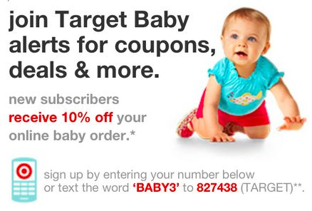 Coupon for target online orders
