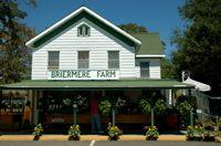 Briermere Farms - Riverhead NY - Blueberry Cream Pie
