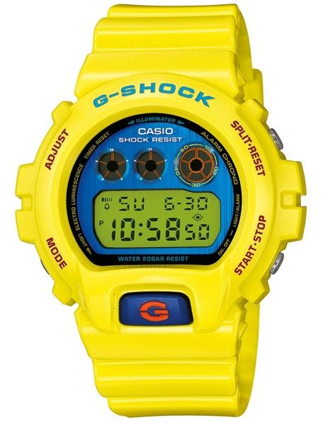 CASIO G-SHOCK Watch | DW-6900PL-9ER