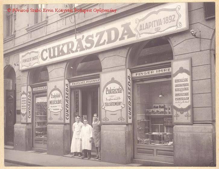 Dob utca 36, 1926