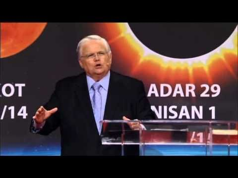 The Coming Four Blood Moons, pt. 1   Love John Hagee!