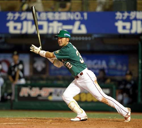 Shintaro Masuda (Tohoku Rakuten Golden Eagles)