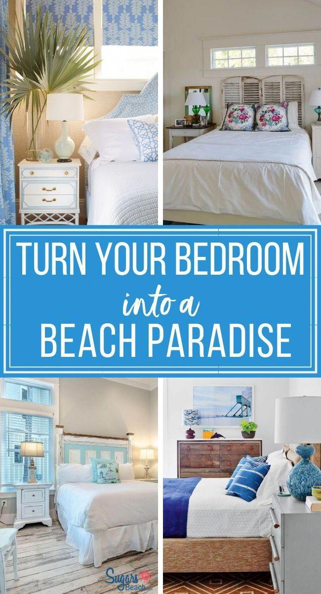 Pin On Coastal Bedroom, Beach House Bedroom Furniture Ideas