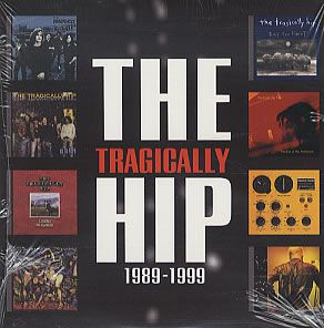 For Sale - The Tragically Hip 1989-1999 Nineteen Eighty... USA Promo  CD album (CDLP) - See this and 250,000 other rare & vintage vinyl records, singles, LPs & CDs at http://991.com