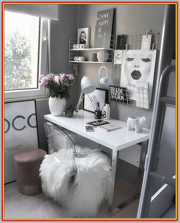 Furnish Your Home Office Decor With These Tips And Tricks Cozy Home Office Home Office Decor Home Office Design