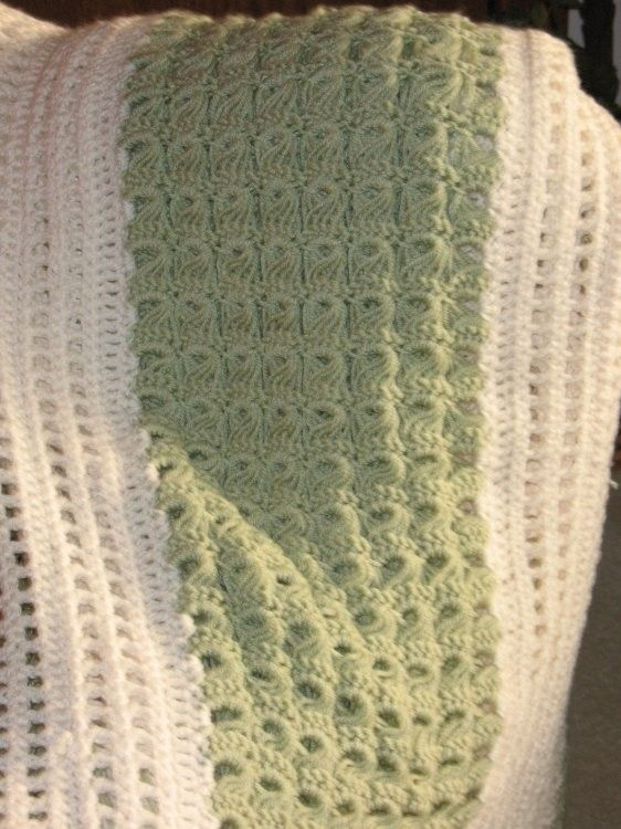 10 Best Broomstick Lace Images On Pinterest Crochet Patterns