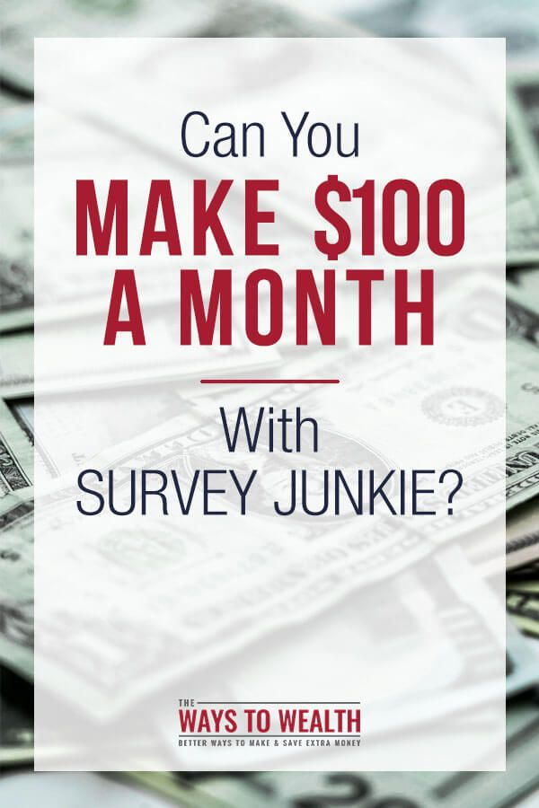 How To Get More Money On Survey Junkie