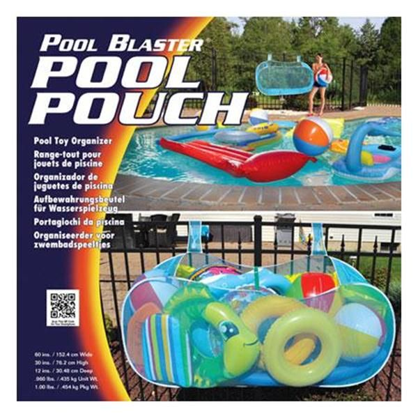 Water Tech Pool Pouch Pool Toy Organizer