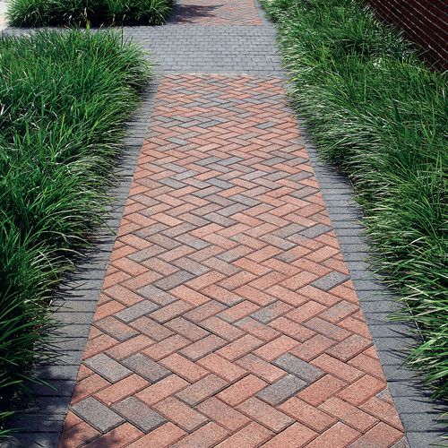 Holland Paver Outdoors Paver Sidewalk Stone Walkway