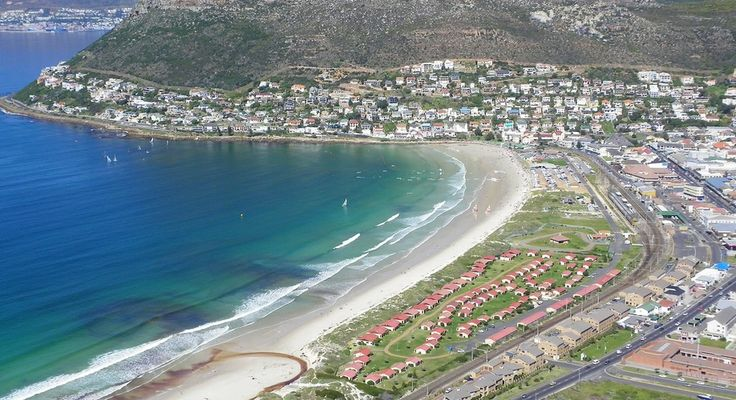 Fish Hoek beach - Cape Town - South Africa