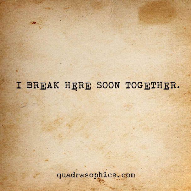 #denglish #geschenkartikel #quotes #sprüche #weiheiten #quadrat #humor #tweda…