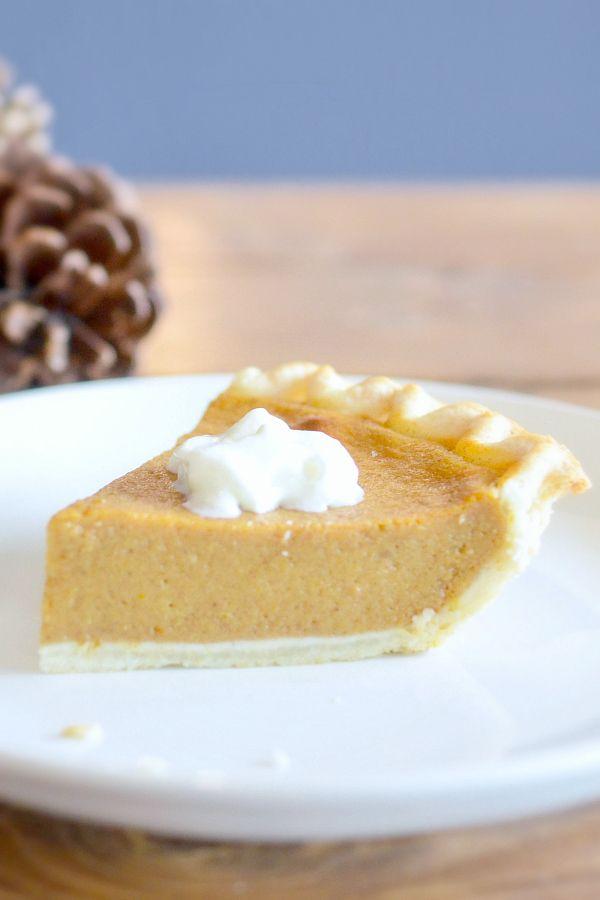 Sugar Free Pumpkin Pie Recipe An Easy Stevia Sweetened Recipe