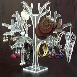 Ağaç Şeklinde Küpe Organizer