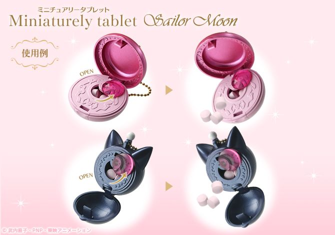 PRE-ORDER the new Sailor Moon Candy Holder Charms HERE! --> http://anime.jlist.com/click/4721?url=http://www.jlist.com/product/PRE5697 #SailorMoon #Anime
