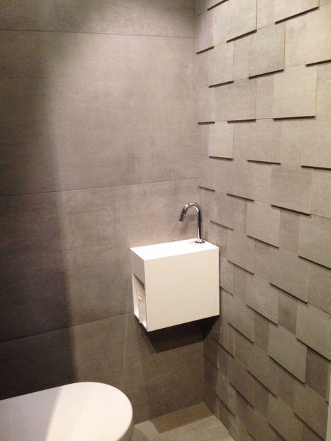 Betonlook tegels prima materia kronos kleur cemento 80x180 cm 60x120 cm en 80x80 cm kronos - Kleur modern toilet ...