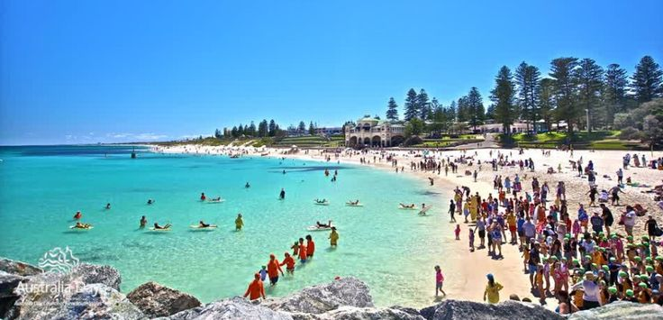 Cottesloe Beach - Popular Natural Attractions in Perth, Western Australia