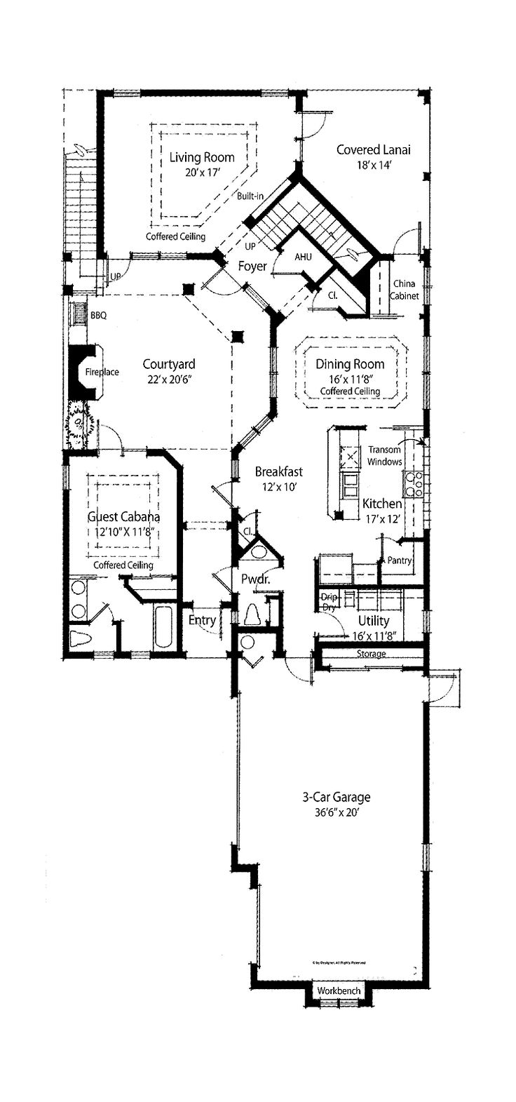 51 best bauplane images on pinterest architecture floor plans floor plans 2 story mediterranean home with 4 bedrooms 4 bathrooms and total square feet
