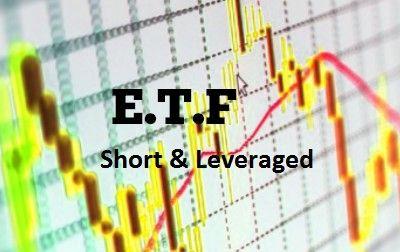 Les ETFs / Trackers : Etfs inverse (Short ou Bear) / Etfs à effet de levier (Leverage) (Partie 2)