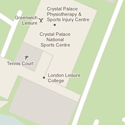 Facilities & Activities at Crystal Palace National Sports Centre - Toddler Zone soft play