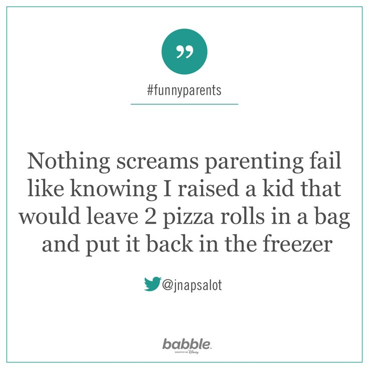 These hilarious parenting tweets just about sum it up! #RealLifeGood