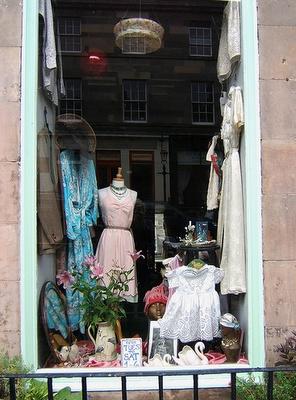 Edinburgh Tapered sides