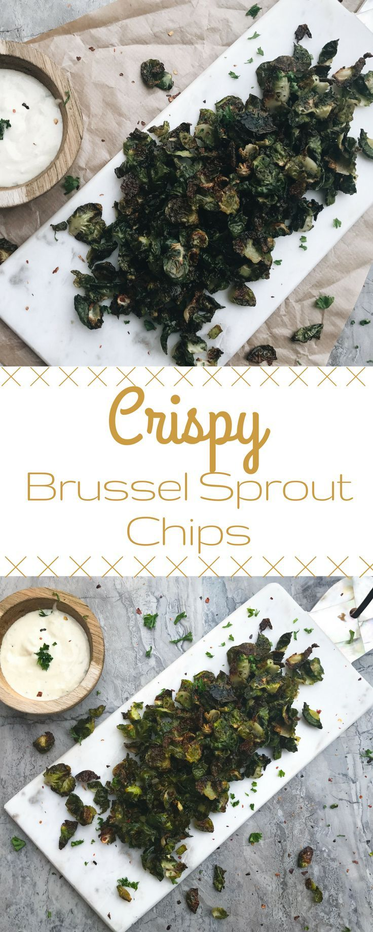 an other way to eat brussel sprouts. Maybe the sprout hater will even love them!