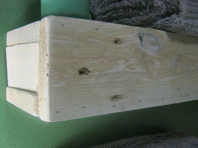 Vernice macchiati Pawprints: The Guest Bagno Reveal