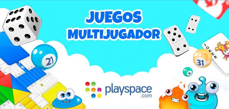 Playspace ofrece juegos online multijugador