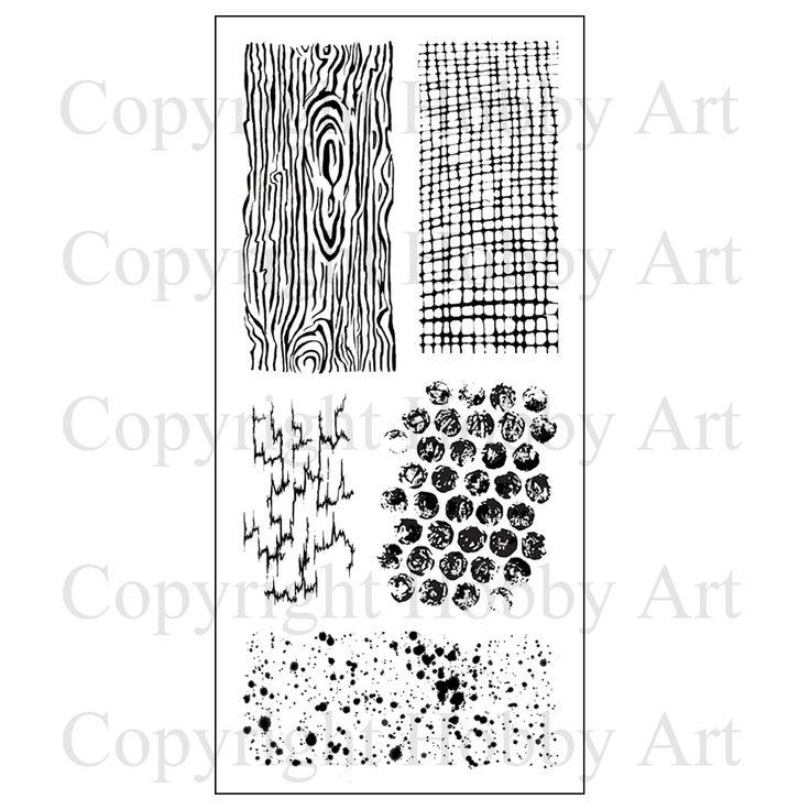Dies ist die wunderschöne neue & # 39; Textur & # 39; Set von Sharon Bennett für H … – stamps