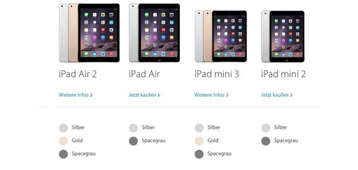 Vergleich: Neues iPad Air 2 TOP, neues iPad mini 3 FLOP! - https://apfeleimer.de/2014/10/vergleich-neues-ipad-air-2-top-neues-ipad-mini-3-flop - Apple hat neben dem neuen iPad Air 2 auch das iPad mini 3 vorgestellt, beide neuen iPads können ab morgen im Apple Store bestellt werden. Während Apple ausführlich über den neuen Apple A8X Prozessor des iPad Air 2 sowie den enormen Performance-Gewinn sprach wurde das iPad mini 3 in einer Folie de...