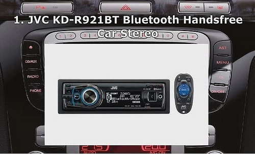 Top 10 best Car Stereos UK