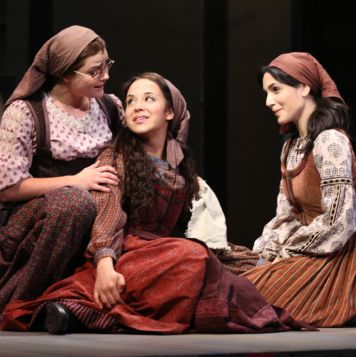 Fiddler on the Roof. Which daughter are you?