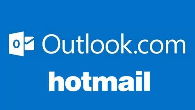 Hotmail - Outlook.com connexion