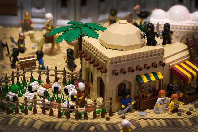 CCCX Ras-al-Jabar by Fianat, via Flickr #lego Lego  A LEGO A Day