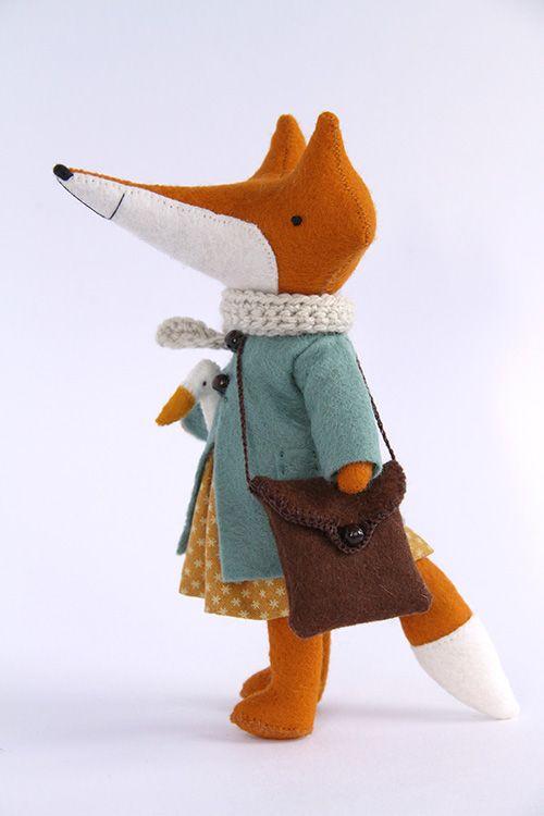 Fox Gina | manomine