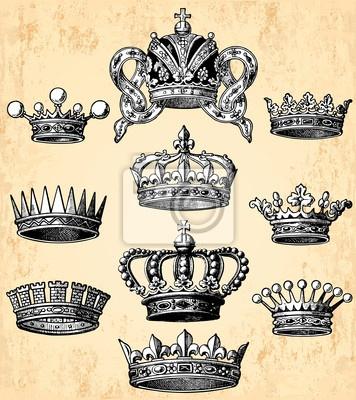 les 25 meilleures id es concernant tatouages de couronnes sur pinterest tatouage de couronne. Black Bedroom Furniture Sets. Home Design Ideas