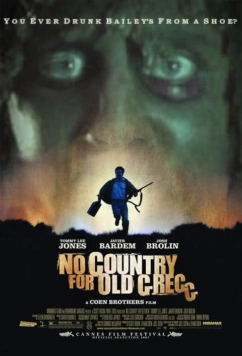 No country for Old Gregg (The Mighty Boosh fanfiction) PG-13 - Writing and Fanfiction - Entertainment - Non-Pokémon Forums - Forums - Marril...
