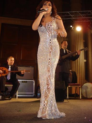 Najwa Karam by TONY YAACOUB #fashion #dress #design #celebrities #lebanon #lebanese #gown