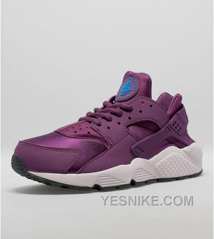 Nike Air Huarache Womens Purple Black Friday Deals 2016[XMS2406]