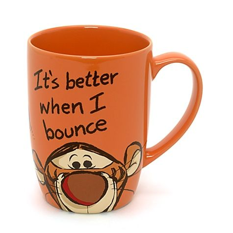 Tigger K A Boo Mug Only Disney Uk And They Don